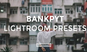 Bankpyt Lightroom Presets
