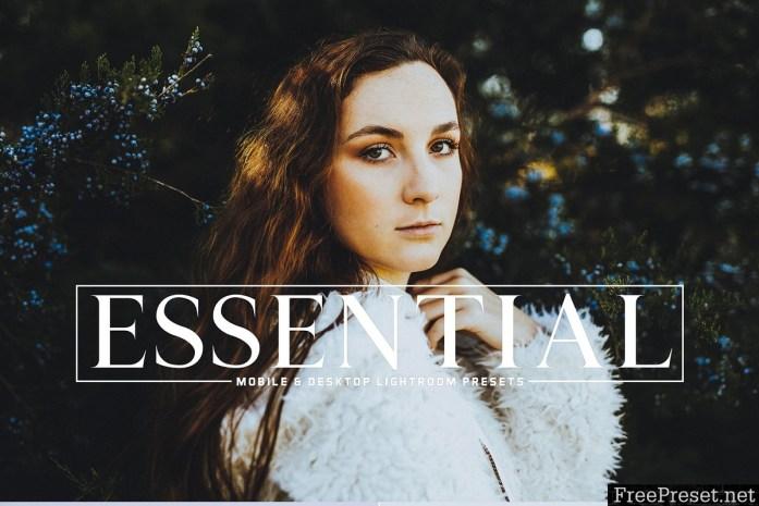 Essential Lightroom Presets Pack 3976069