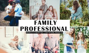 Family Professional Lightroom Presets 3977634