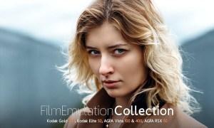 Film Emulation Presets for Lr & Ps 1339036