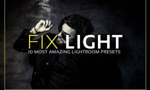 Fix Light Lightroom Presets 1759741