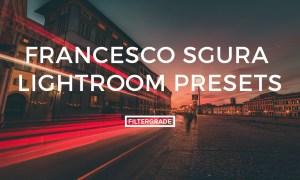 Francesco Sgura Lightroom Presets