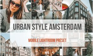 Mobile Lightroom Presets Amsterdam 3887304