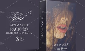 MODA Vol. II - LIGHTROOM PRESETS 1756952