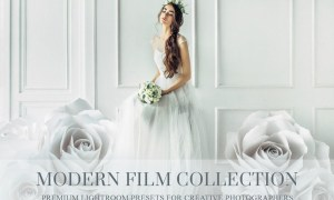 Modern Film Lightroom presets 984344