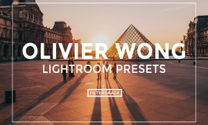 Olivier Wong Lightroom Presets