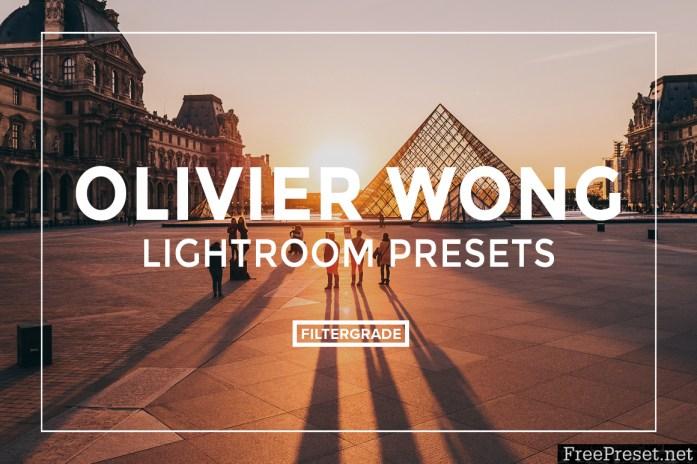 Olivier Wong Lightroom Presets