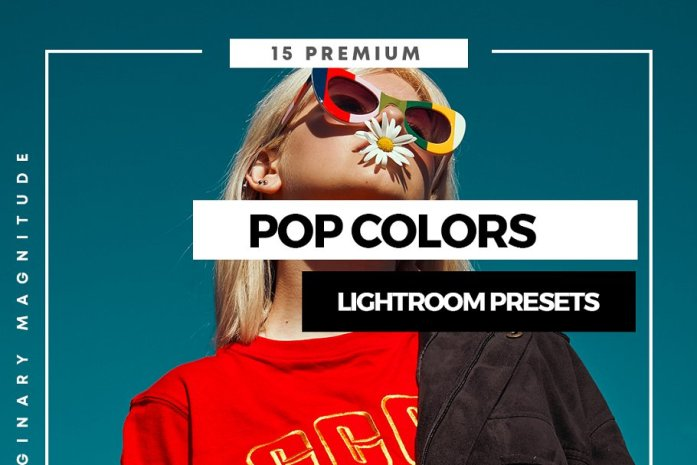 Pop colors lightroom presets 2051599