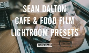 Sean Dalton Cafe & Food Film Lightroom Presets