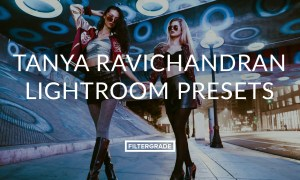 Tanya Ravichandran Lightroom Presets