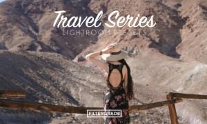The Travel Series Lightroom Presets