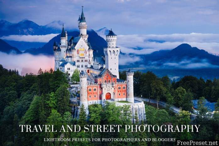 Travel Lightroom presets 1472297