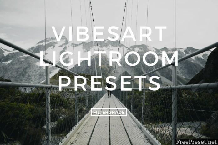 Vibesart Lightroom Presets