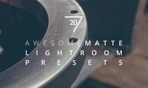 20 Awesome Matte Lightroom Presets 320604