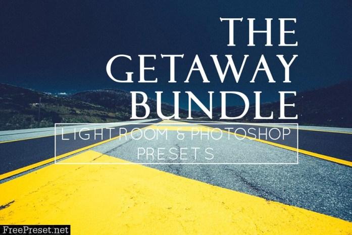 23 Getaway Themed Lr & Ps Presets 702496