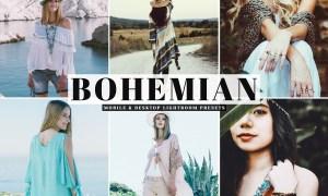 Bohemian Pro Lightroom Presets 4032118