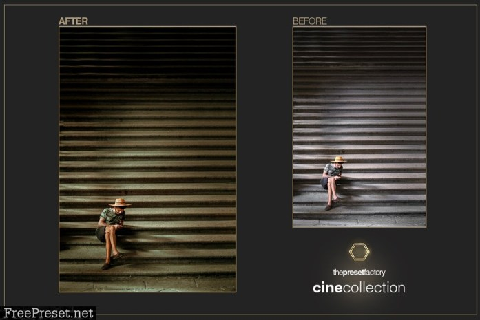 Cine Collection - Lightroom Presets 545127
