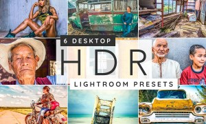 HDR Lightroom desktop presets 3957300