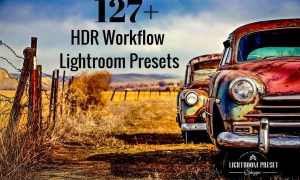HDR Lightroom Presets Bundle 1175541