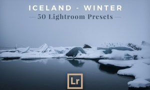 Iceland - Winter Edition, LR-Presets 682362