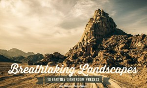 Landscapes Lightroom Presets Vol 1 180395