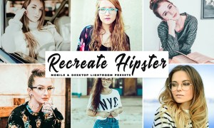 Recreate Hipster Pro Lightroom Prese 4042393