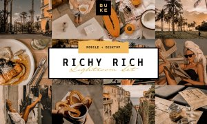 Rich Lightroom Preset 3979018