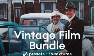 Vintage Film — LR Presets & Textures 4017708