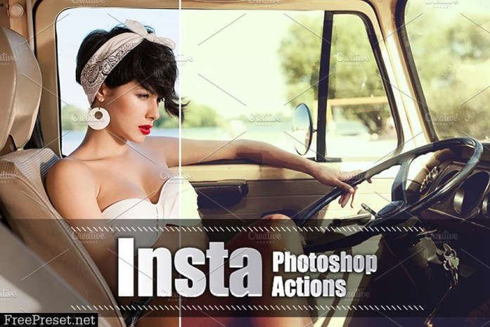30 Insta Photoshop Actions 3937770