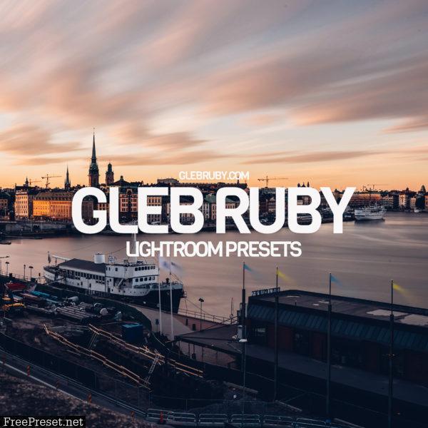 GLEBRUBY.COM – LIGHTROOM PRESETS (DNG, XMP)