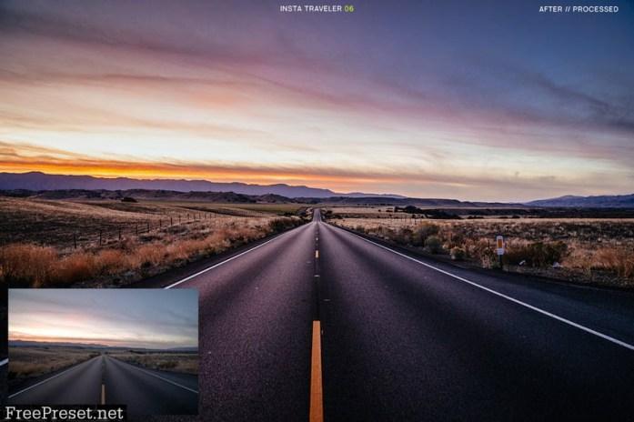 15 Instagram Traveler Ligtroom Presets + Mobile