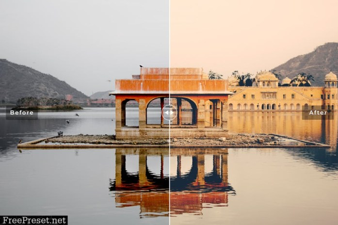 Jaipur Mobile & Desktop Lightroom Presets