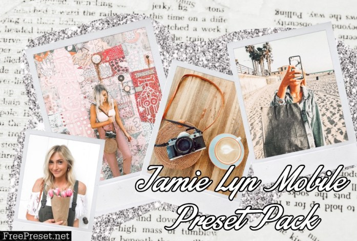 Jamie Lyn Mobile Preset Pack