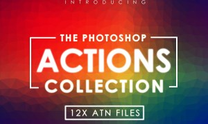 Photoshop Actions Collection 4416166