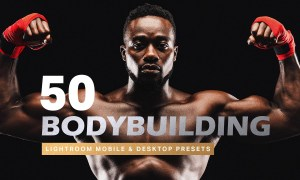 50 Bodybuilding Lightroom Presets 4336513