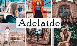 Adelaide Mobile & Desktop Lightroom Presets