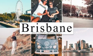 Brisbane Mobile & Desktop Lightroom Presets