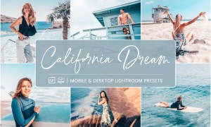 Lightroom Presets California Dream 4420394