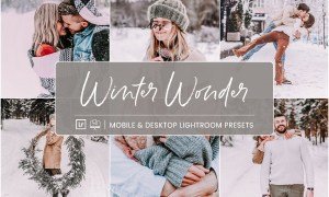 Lightroom Presets Winter Wonder 4411208
