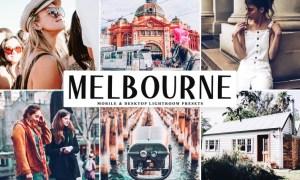 Melbourne Mobile & Desktop Lightroom Presets