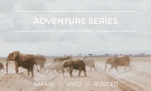 Adventure Series LR Preset Bundle 1632736