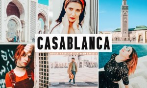 Casablanca Mobile & Desktop Lightroom Presets
