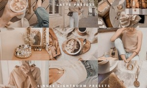Cream Latte Lightroom Preset 4360074