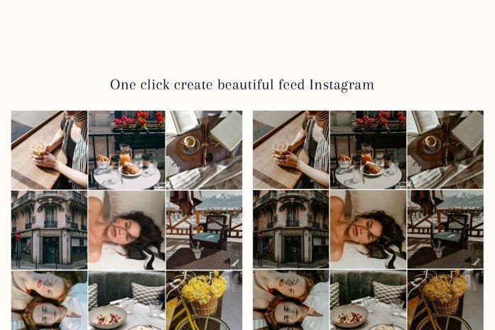14 Mobile Presets Instagram - Bundle 4641475