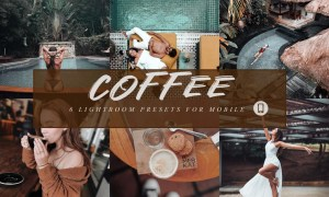 6 Coffee Mobile Lightroom Presets 3666330