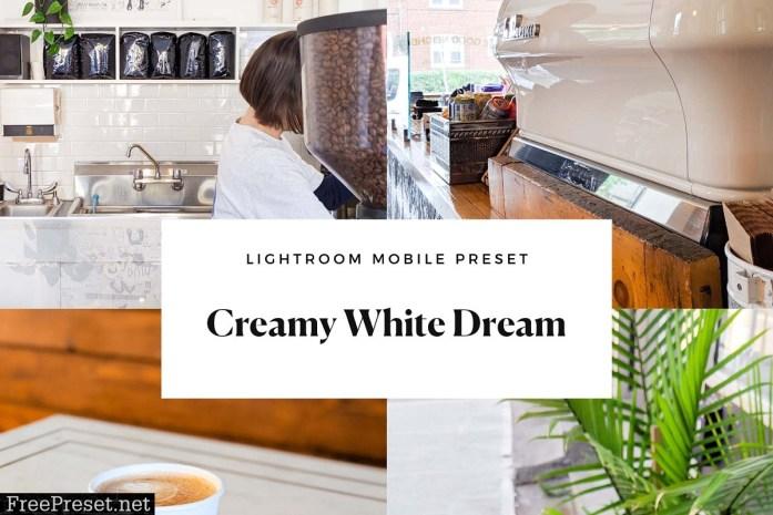Creamy White Mobile Lightroom Preset 4494285
