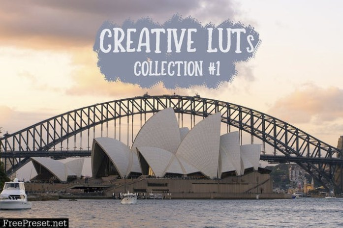 Creative LUTs Collection