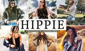 Hippie Mobile & Desktop Lightroom Presets