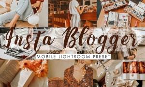 Insta Blogger Mobile Presets 4488173