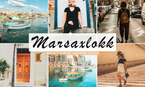Marsaxlokk Lightroom Presets Pack 4661566